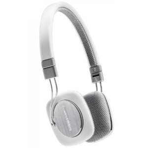 Bowers & Wilkins P3 on ear hoofdtelefoon wit