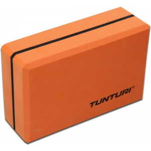 Tunturi Fitness Yoga Block Orange