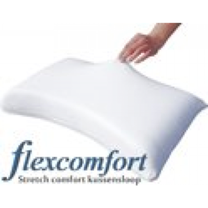 Kussensloop Flexcomfort stretch