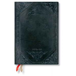 Paperblanks agenda 2019-2020 MIDI - Midnight rebel bold