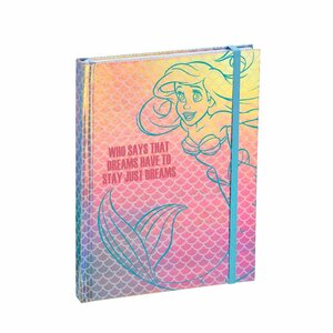 The Little Mermaid Notebook with Pen Dreams