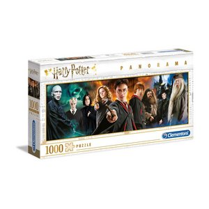 Harry Potter Panorama Puzzel 1000 stukjes