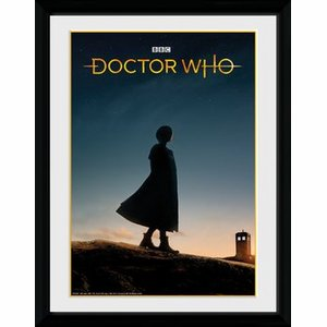Doctor Who: 13th Doctor Silhouette