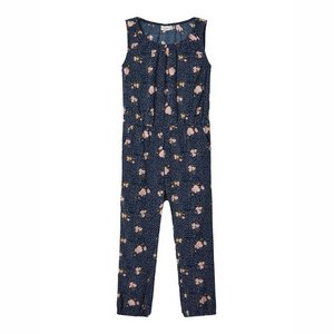 Name it Vinaya jumpsuit donker blauw kids