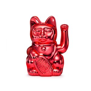Lucky Cat Glossy red (original)