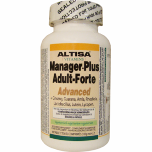 Altisa Manager Plus Adult-Forte Advanced