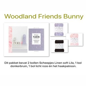 Woodland Friends Bunny Haakpakket
