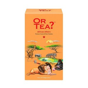 Or Tea? - African Affairs - Refill