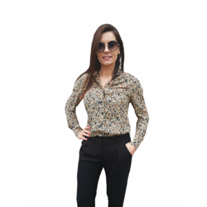 Elements of freedom Rene blouse - Leopard With Flower