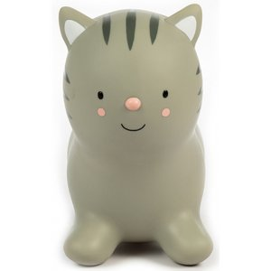 Milly the cat - Light Grey