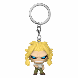 Pocket POP! Keychain: My Hero Academia - All Might Weakened State