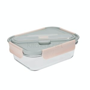 Built Mindful Glass 900ml Lunch Box