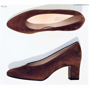Peter Kaiser Women Pumps 53633/121 Sable Suède