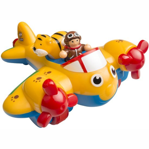 WOW Toys Johnny Jungle Plane Vliegtuig