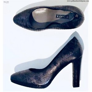 Dany G. Women Pumps High Heels 6981 Black