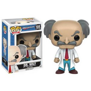 Pop! Games: Megaman: Dr. Willy