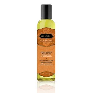 Kama Sutra - Aromatic Massage Oil Sweet Almond 236 ml