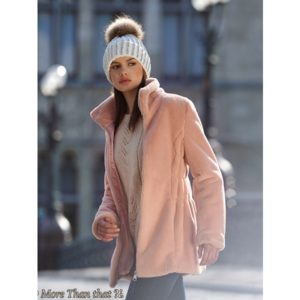 More Than That Dames Jas - Cap 709 Ja 10 Roze