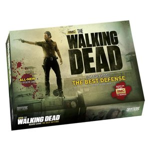 Walking Dead Board Game The Best Defense *English Version*