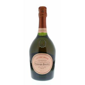 CHAMPAGNE LAURENT-PERRIER CUVEE ROSE 75CL