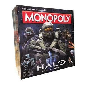 Monopoly - Halo collector's edition
