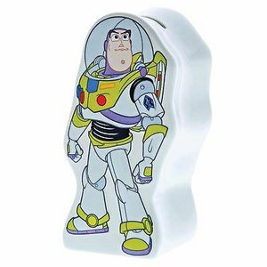 Disney Enchanting Money Bank - Buzz Lightyear