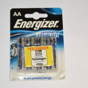Energizer batterijen ultimate lithium AA