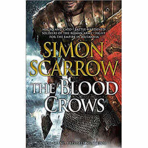 Boek The Blood Crows (Eagles of the Empire 12)