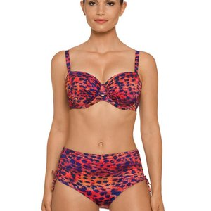 Prima Donna Swim Sunset Love strapless bikini