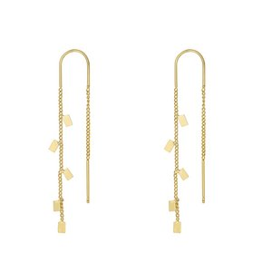 Oorbellen Dangle Rectangles