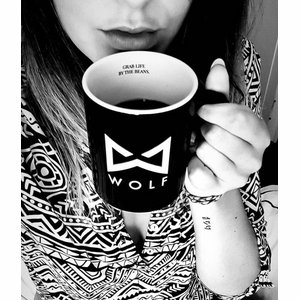 Wolf Coffee Mugs
