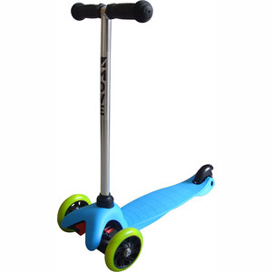 Step Move street Tri-Scoot blauw 120 mm