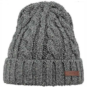 Barts Amsterdam Beanies Twister Heather Grey