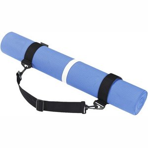 Rucanor Yoga Mat With Carrying Belt Blauw