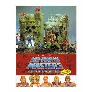 Masters of the Universe Art Book The Toys of He-Man and The Masters of the Universe (EN)