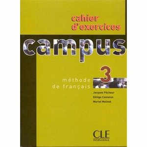 Boek Cahier d'exercices Campus 3
