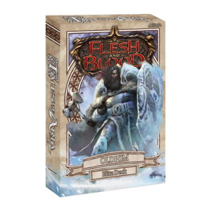 FLESH AND BLOOD TALES OF ARIA BLITZ DECK - OLDHIM