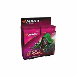 Magic The Gathering - Throne Of Eldraine Collector Boosters Display