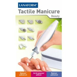 Lanaform Tactile Manicure Manicure/Pedicure set