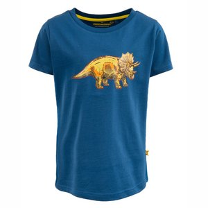 Short sleeve - Stones and Bones - Russell - Triceratops 98
