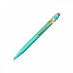 Caran d'Ache 849 Claim Your Style Turquoise