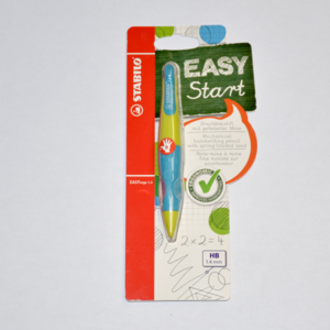 Stabilo Easy start vulpotlood groen+ blauw