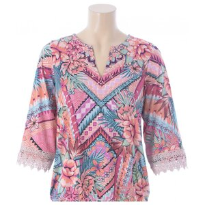 K-Design Blouse  Q882 P848,