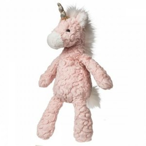 Mary Meyer Blush Putty Unicorn small Knuffeldier 30 cm grote eenhoorn