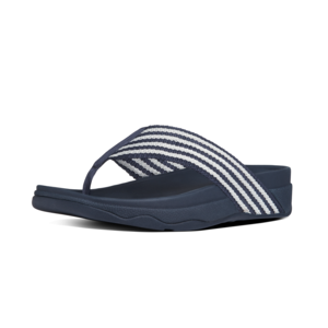 FitFlop Surfa 511/blauw-wit