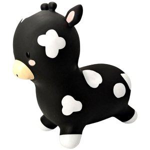 Wendy the cow - Black & White