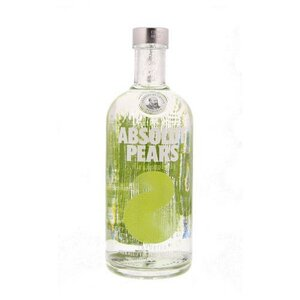 Absolut Pears 40° 1L