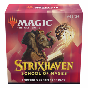 MTG Strixhaven Pre Release Pack - Lorehold