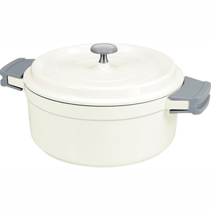 Beka Cook'on stoofpot wit rond 28 cm / 6.8 L cocotte blanc ronde
