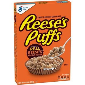 Reese's Puffs Cereal 326 gr.